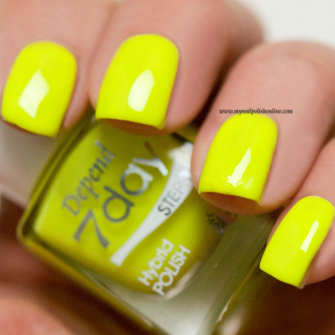 Neon Nail Polish Online: My Nail Polish Online