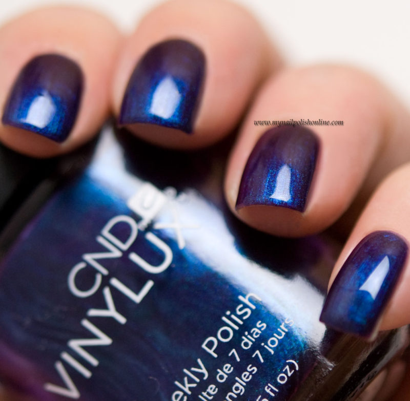 Cnd Vinylux Eternal Midnight My Nail Polish Online