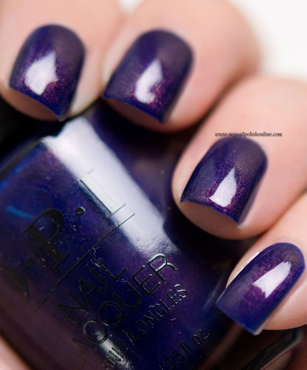 OPI – Turn On The Northern Lights!