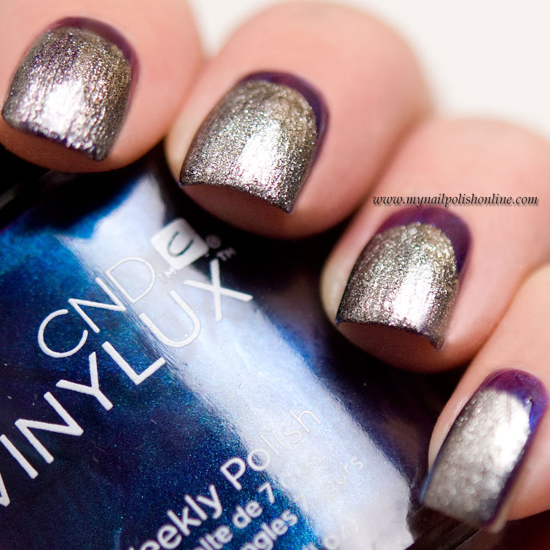 Guest post at Eleven.se with CND Vinylux - Nightspell