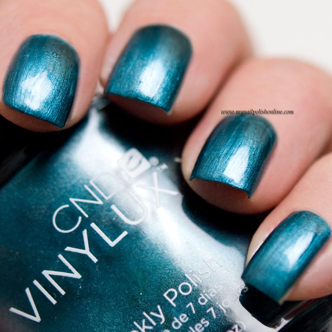 CND Vinylux - Viridian Veil