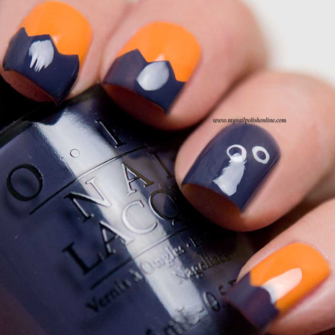 Nail Art - Halloween nails