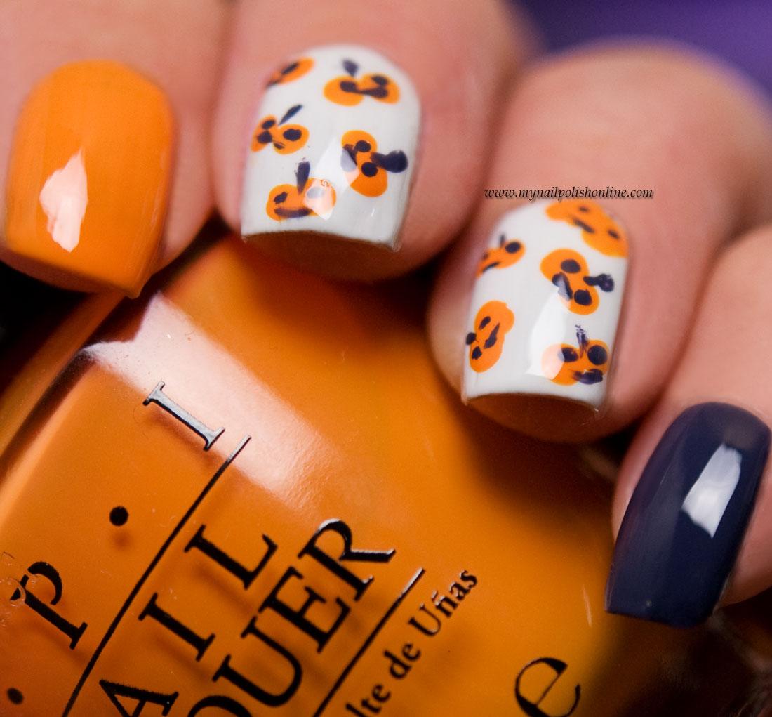 Halloween Nails - My Nail Polish Online