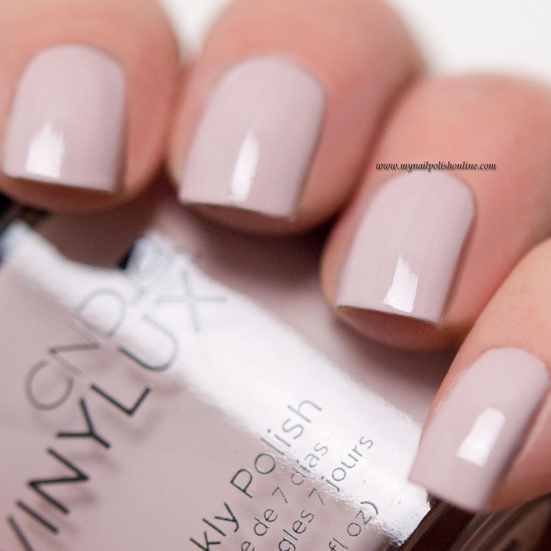 CND Vinylux Unlocked from the Nude collection