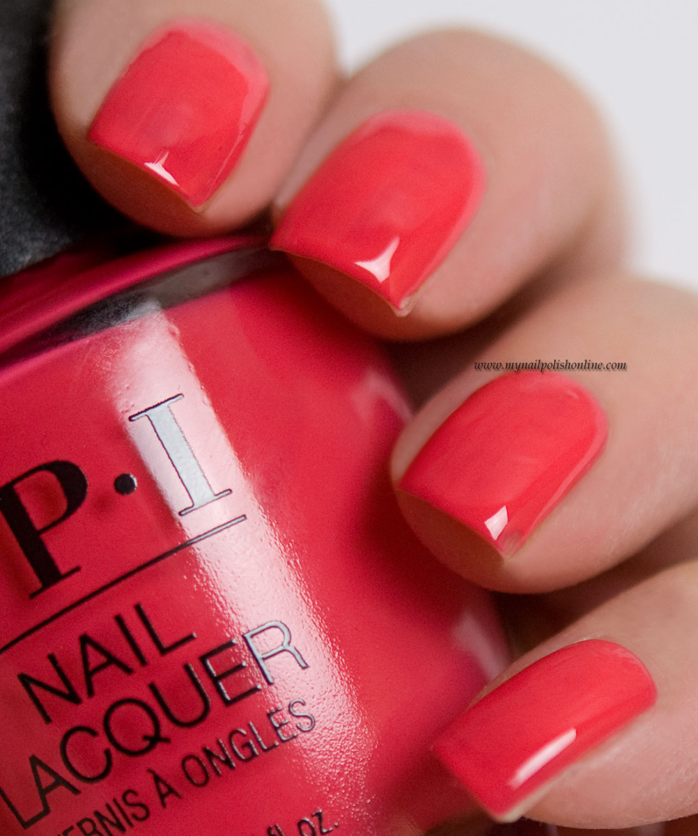 OPI - We Seafood and Eat It