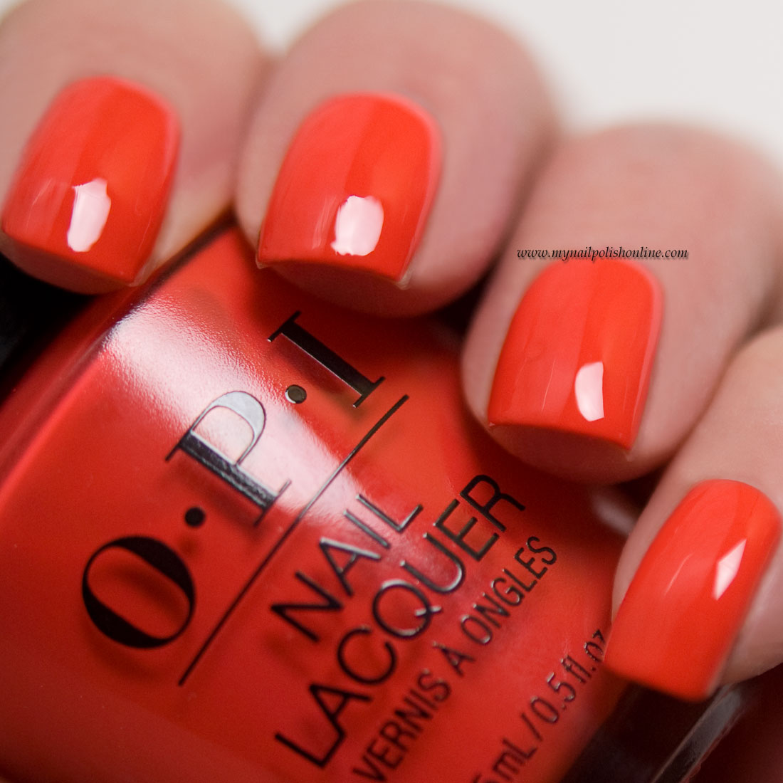 OPI A Red Vival City
