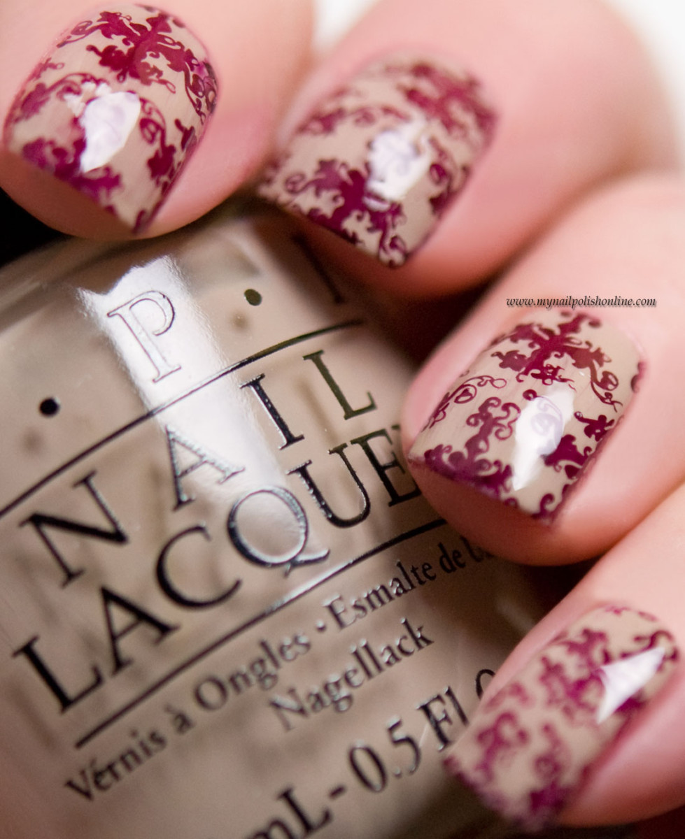 Stamping with OPI