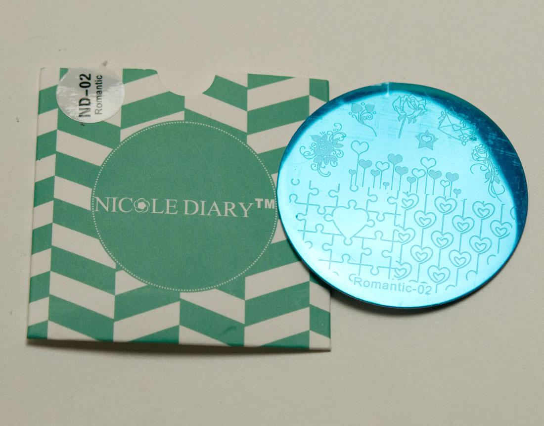 Nicole Diary ND02