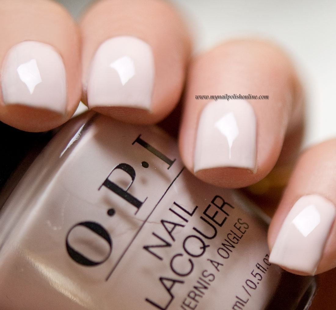 OPI - Lisbon Wants Moor OPI