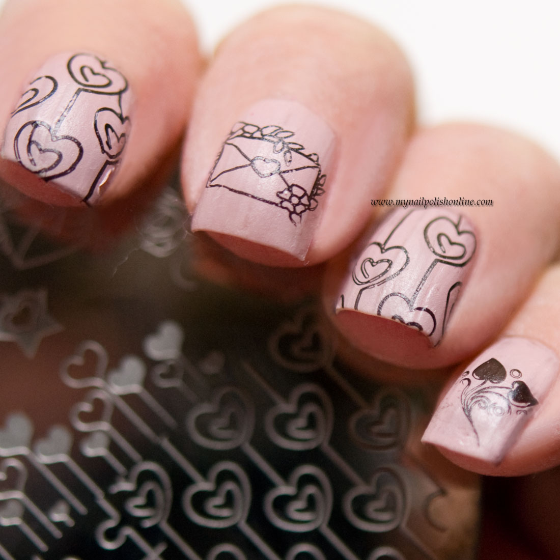 Stamping with Nicole Diary ND02
