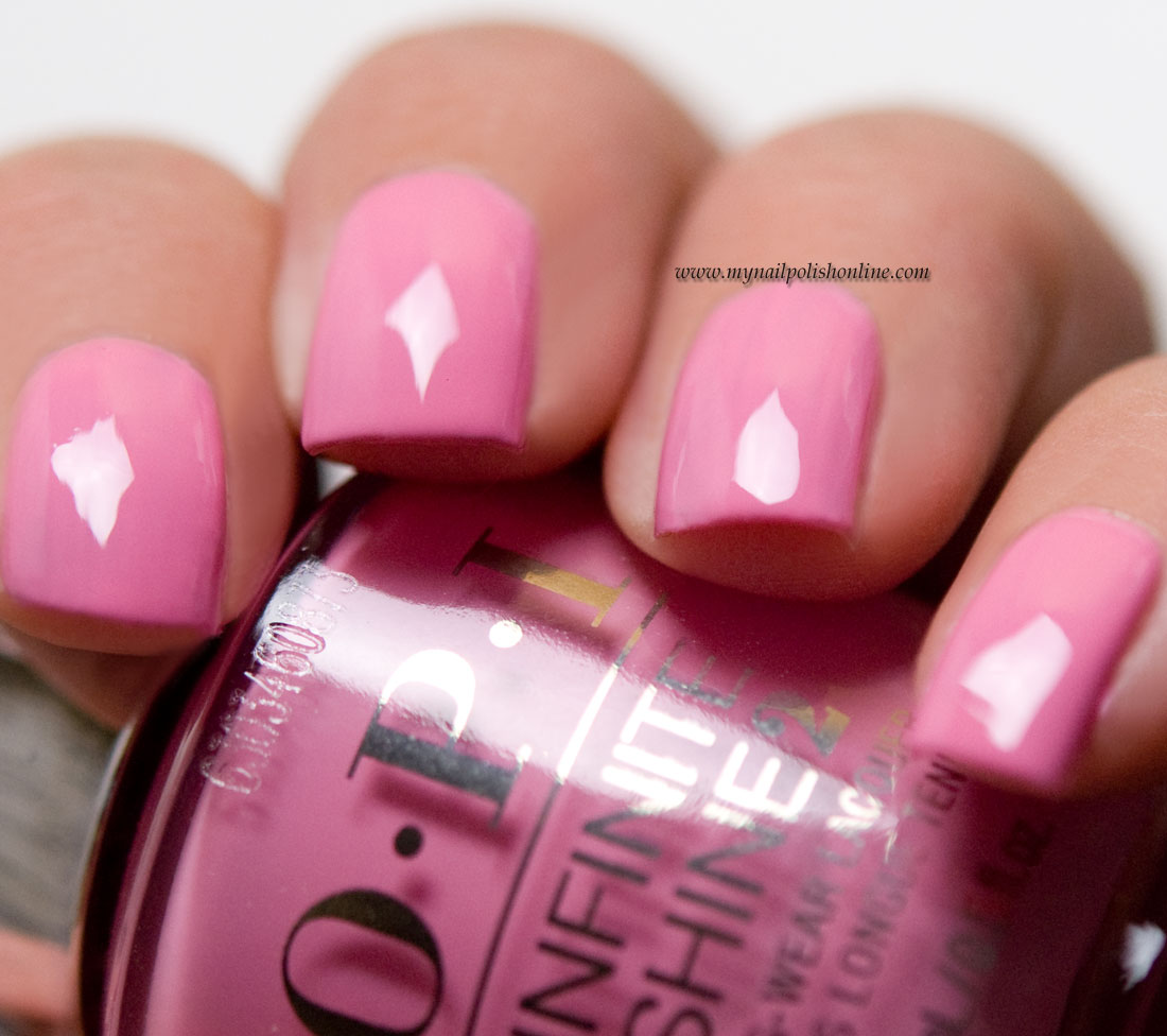 OPI - Lima Tell You About This Color